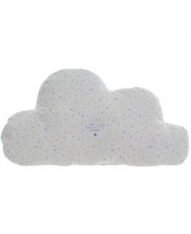 Cojín nube Amelie verde